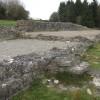 Roman steps and walls