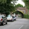 Railway bridge over Shorts Road, Carshalton, Surrey