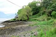 Loch Duich near Drudaig Lodge