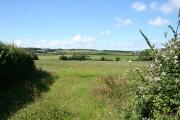 Tawstock: by a lane to Harracott Cross