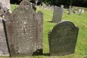 Gravestones, Halwill