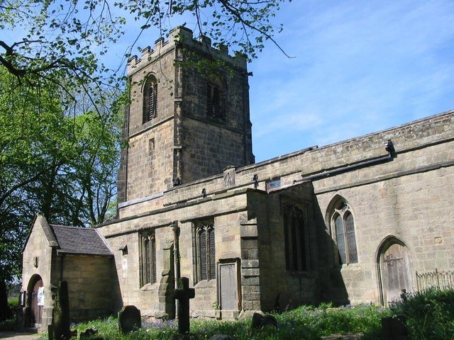 Brailsford Church