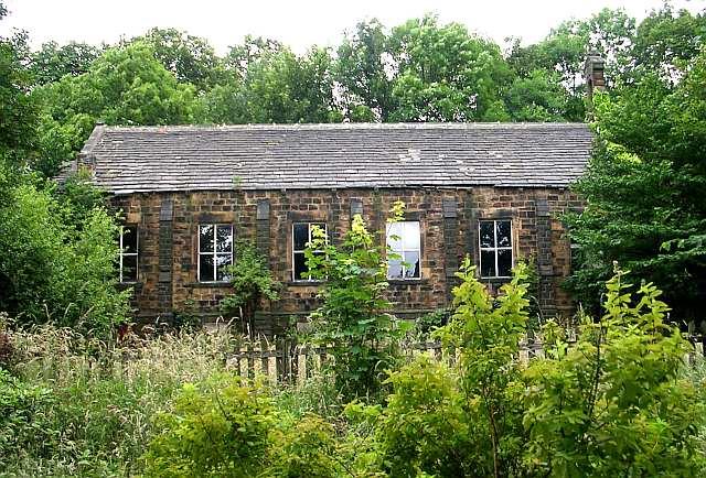 Salem Congregational Church - Low Lane , Birstall