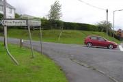 Road at Arney