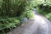 Connon bridge and brook
