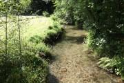 West Looe River - downstream