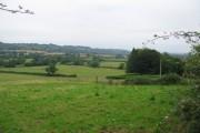 Farmland near Stoke Trister