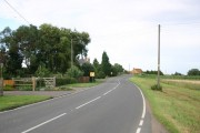 Stoke's bridge by Old Decoy farm