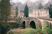 Iford bridge and manor