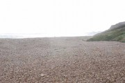 The beach at Hordle Cliff