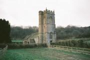 Batcombe: parish church of St. Mary
