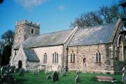 Bloxworth: parish church of St. Andrew