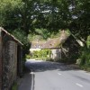 Road north from Shorwell