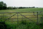 Farmland near Fernhill Heath