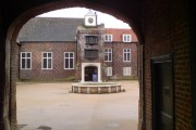 Courtyard of Fulham Palace