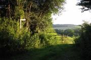 Footpath to Llanishen (2.3Km)