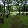 Cemetery. Waterhouses.