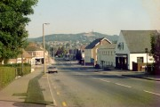 Rhiwbina village