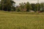 House near Miekle Rhynie