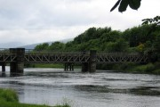 Soldier's Bridge near Inverlochy Castle