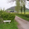 Massey Farm and Sarn Hill Wood