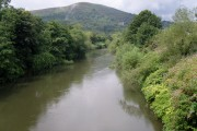 River Taff upstream