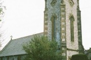 Marshwood: parish church of St. Mary