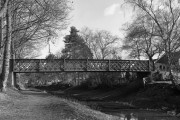 Sheets Heath Bridge, Basingstoke Canal