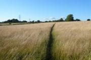 Park House Farm - Viewed Across Fields