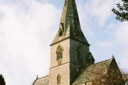 Monkton Wyld: parish church of St. Andrew