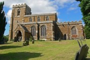 All Saints Church, Lowesby