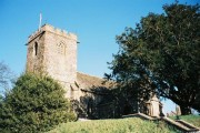 Sandford Orcas: parish church of St. Nicholas