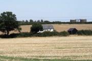 Farmland north of Ramsey