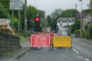 Roadworks Crown Hill