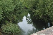 The River Lugg from Ford Bridge