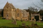 St Peter's Church, Duntisbourne Abbots