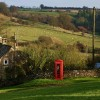 Red Telephone Kiosk, Caudle Green