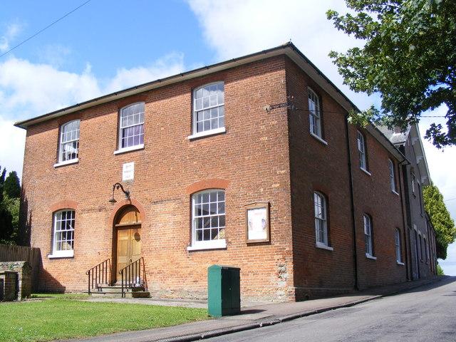 New Mill Baptist Chapel