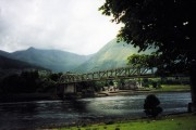Ballachulish bridge.