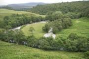 Bend of the River Calder