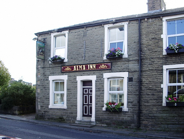 """Alma Inn"" Manchester Road, Accrington"