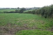 Fields near Tremollett