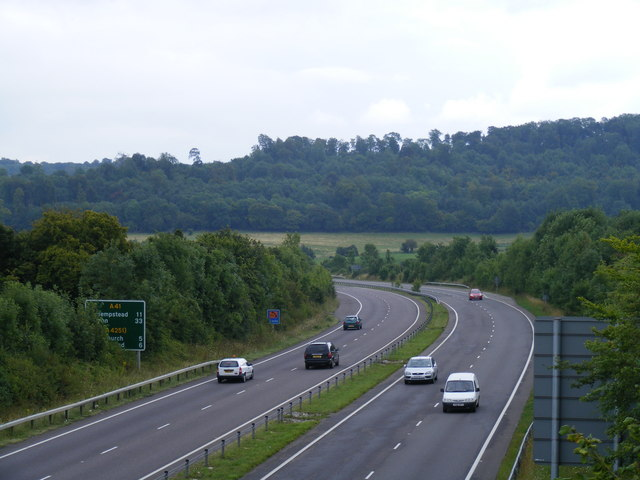 A41 Tring By-Pass