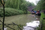 Grand Union Canal, Great Woolstone