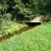 Millthorpe Brook passes under Cordwell Lane
