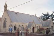 West Moors: parish church of St. Mary the Virgin