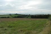 View towards Trenake Farm.