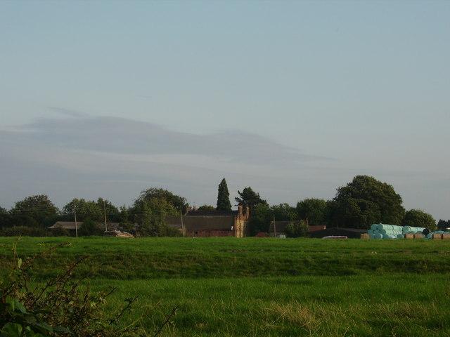 Farm buildings Waingroves