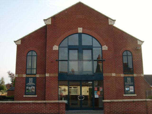 Waingroves Methodist Church