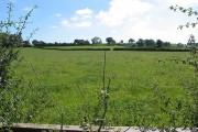 Farmland near Bilbut Farm, Bradley Court Road